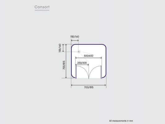 Kinedo Consort Measurements Img02