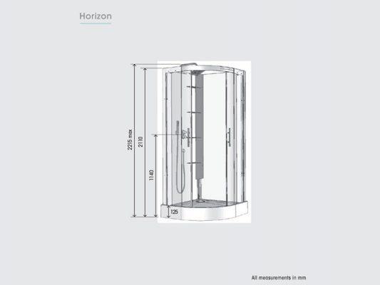 Kinedo Horizon Measurements Img06