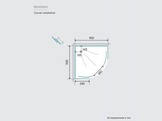 Kinedo Horizon Measurements Img07