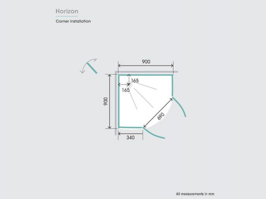 Kinedo Horizon Measurements Img08