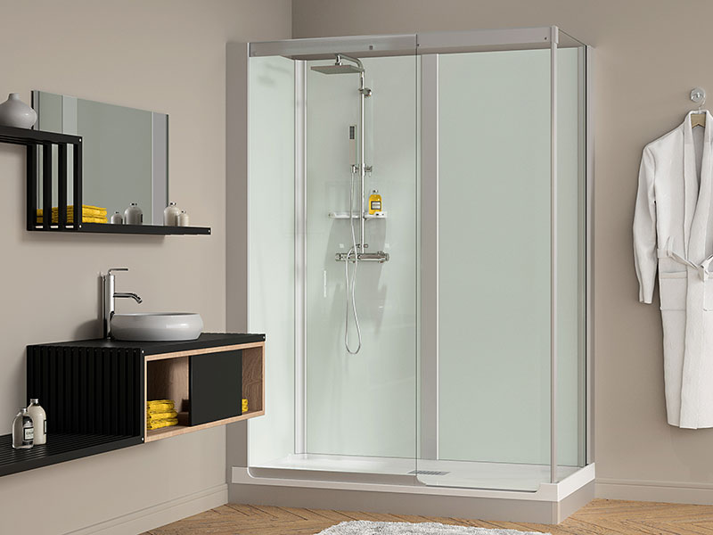 Kinemagic Design Shower Cubicles Big Savings Saniflo Sales