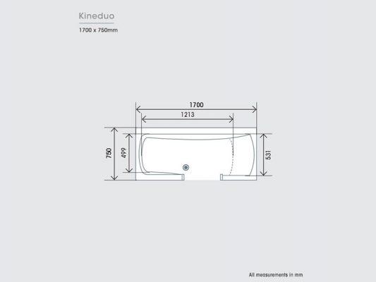 Kinedo Kineduo Measurements Img04