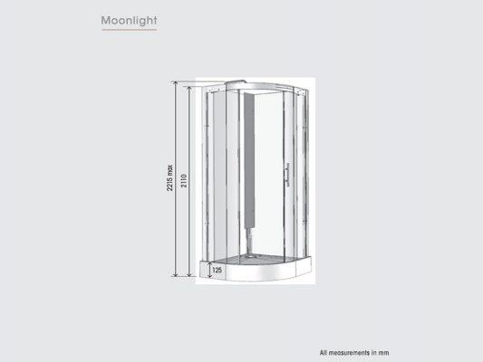 Kinedo Moonlight Measurements Img02