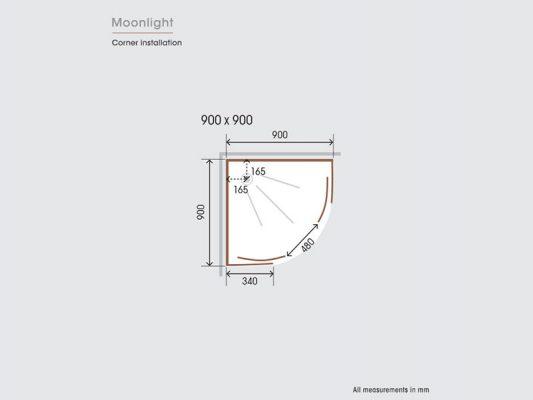Kinedo Moonlight Measurements Img04