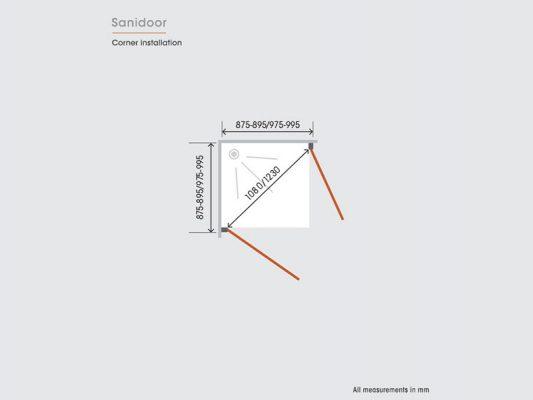 Kinedo Sanidoor Measurements Img01