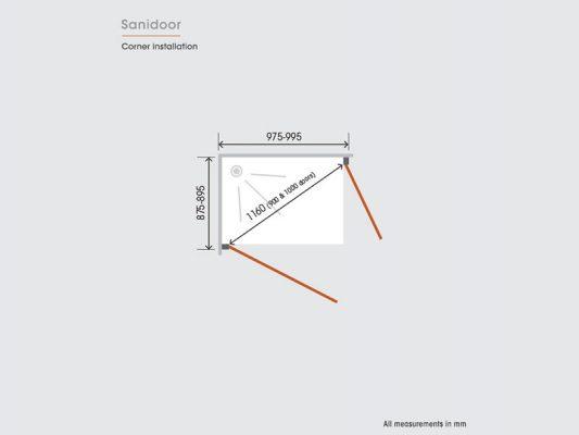 Kinedo Sanidoor Measurements Img02