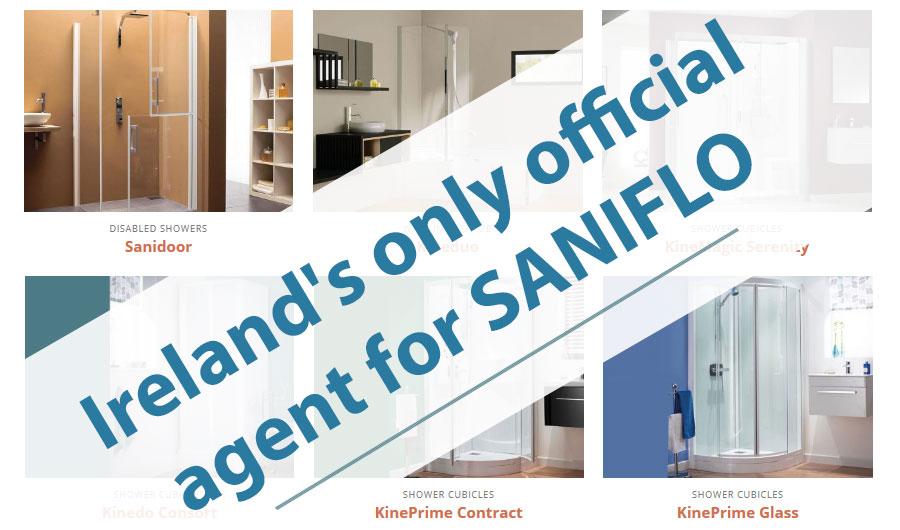 Saniflo Sales Website Launch Official Agent