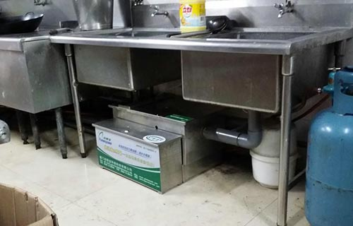 PureenPower Grease Traps Under Sinks