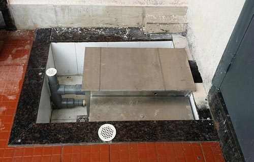 PureenPower Grease Traps Underground