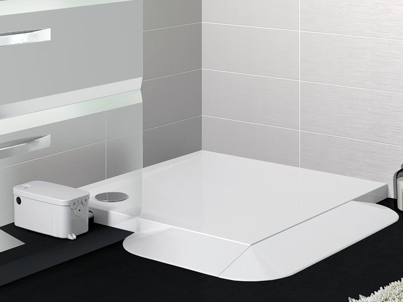 Traymatic Shower Tray | Big savings on RRP | Saniflo Sales