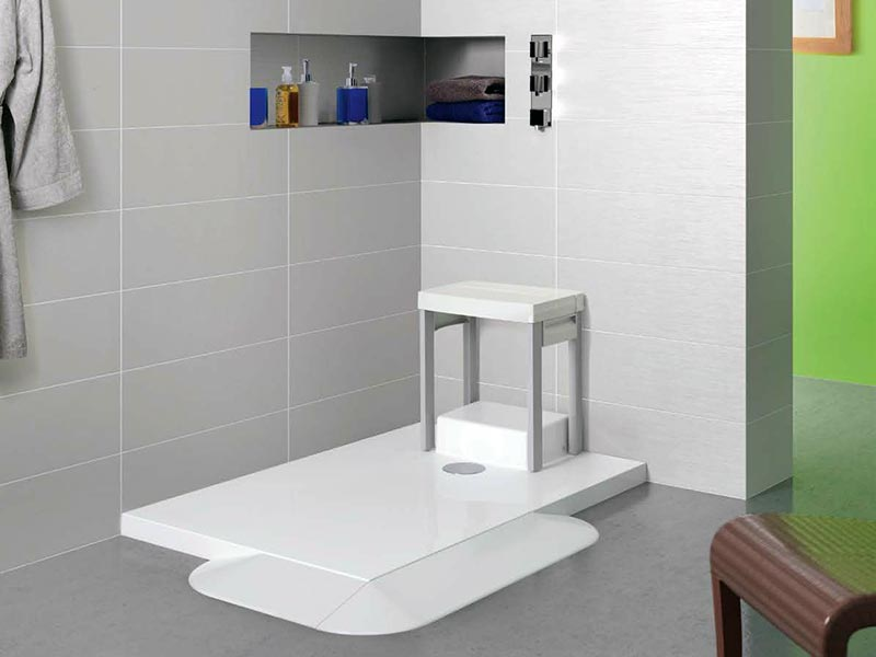 Traymatic Shower Tray Img02